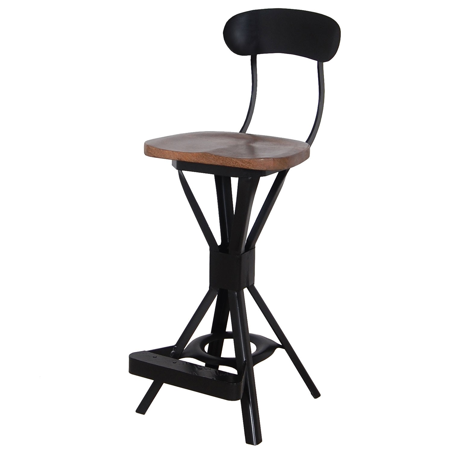 Magasin Chaises Industrielles Chaise De Bar Delhi 67 Cm