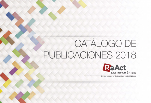 Catálogo de Publicaciones - ReAct Latinoamérica