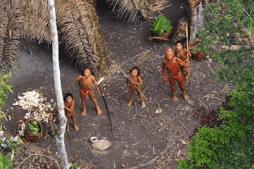 Sentinelese: The Most Isolated Tribe In The World