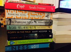 books received in April
