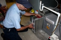 New Furnace Installation - Reader Heating and Cooling