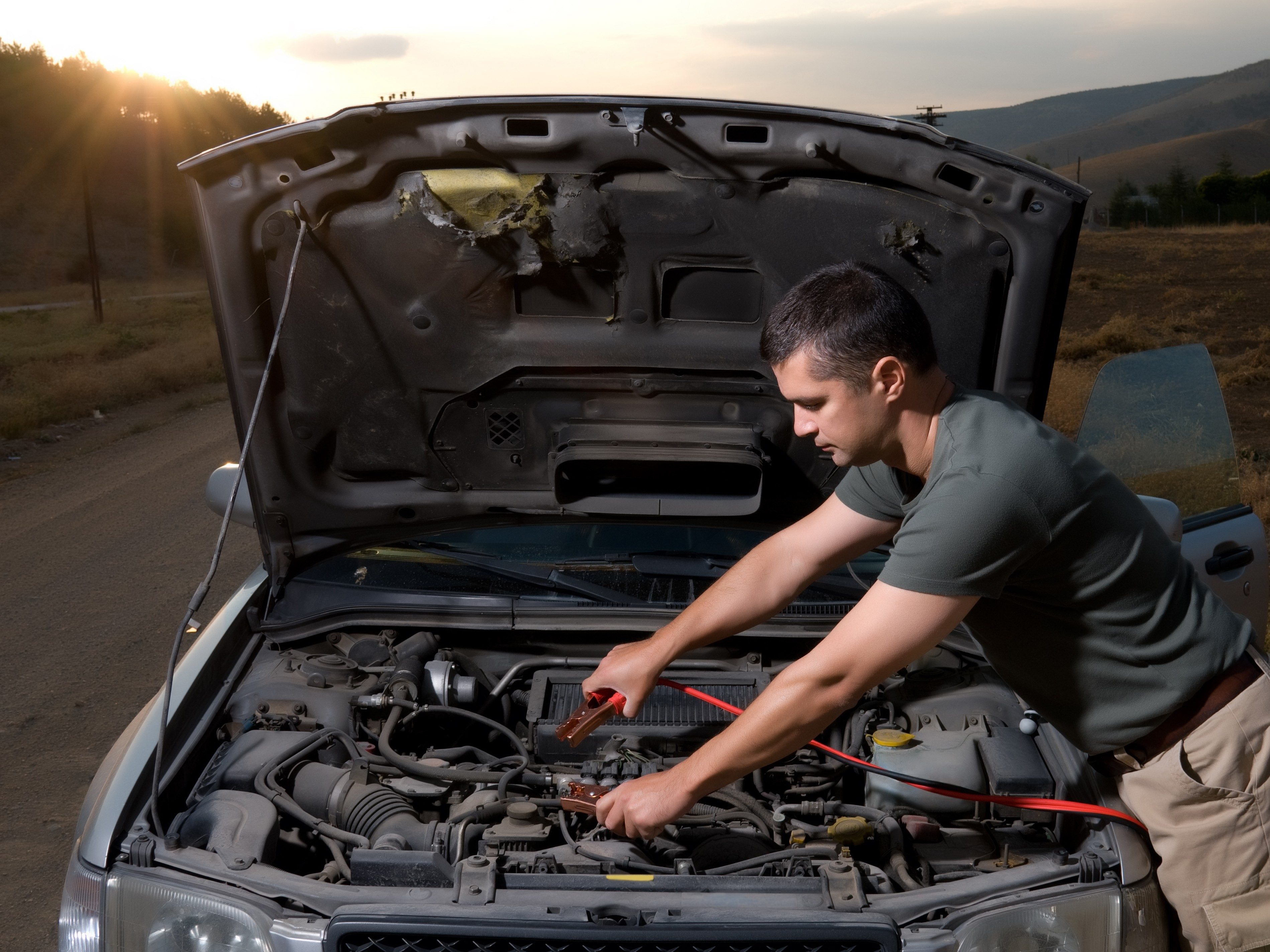 Buying A New Car Car Battery Buying Guide