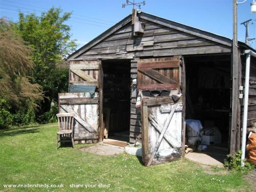 songs from the shed - Jon Earl