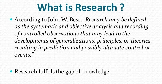 How to Formulate Research Objectives - Reading Craze