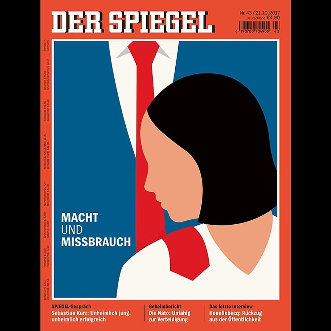 Spiegel De4 Der Spiegel Abuse Cover - Reading The Pictures