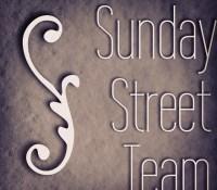 Sunday Street Team: Jenn Nguyen