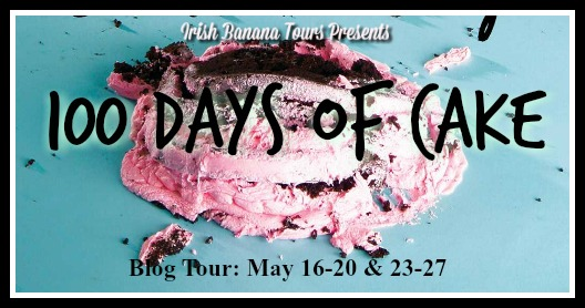 Blog Tour: 100 Days of Cake by Shari Goldhagen + Giveaway!!!