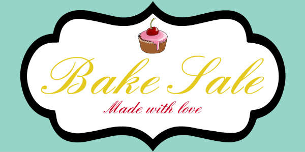 Yard  Lawn Signs for Bake-sale - Ready2Print