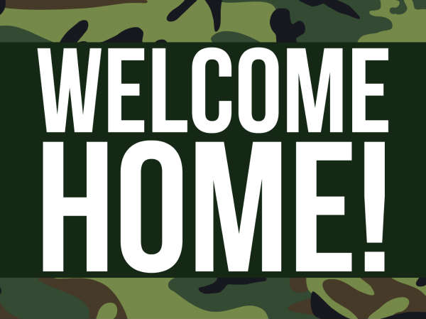 Economy Vinyl Graphics for Welcome-home - Ready2Print
