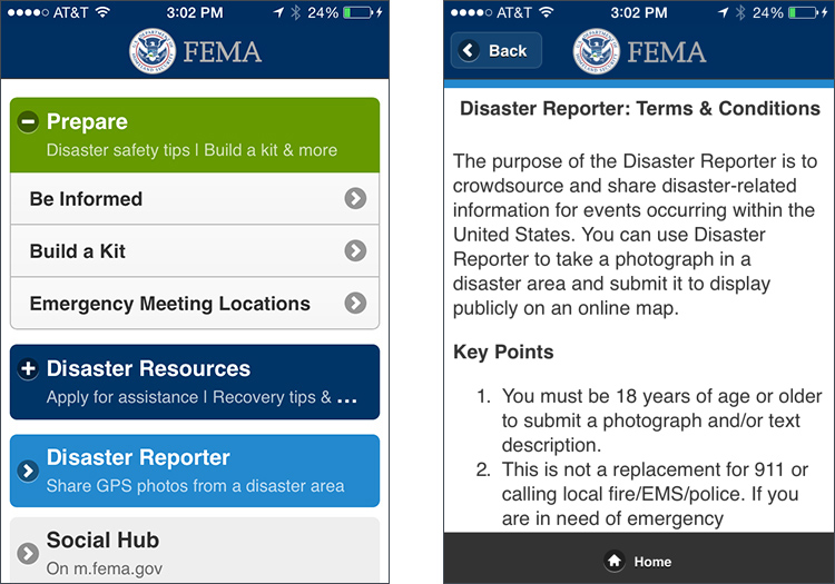 fema application form - fema application form
