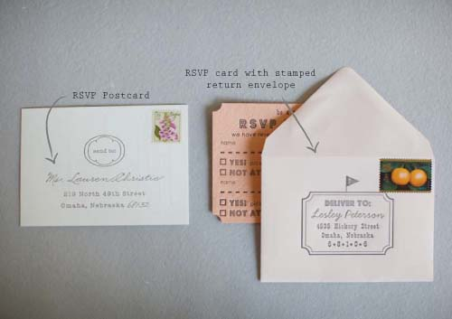 Wedding Stationery Etiquette Ready or Knot Omaha Bridal Shop