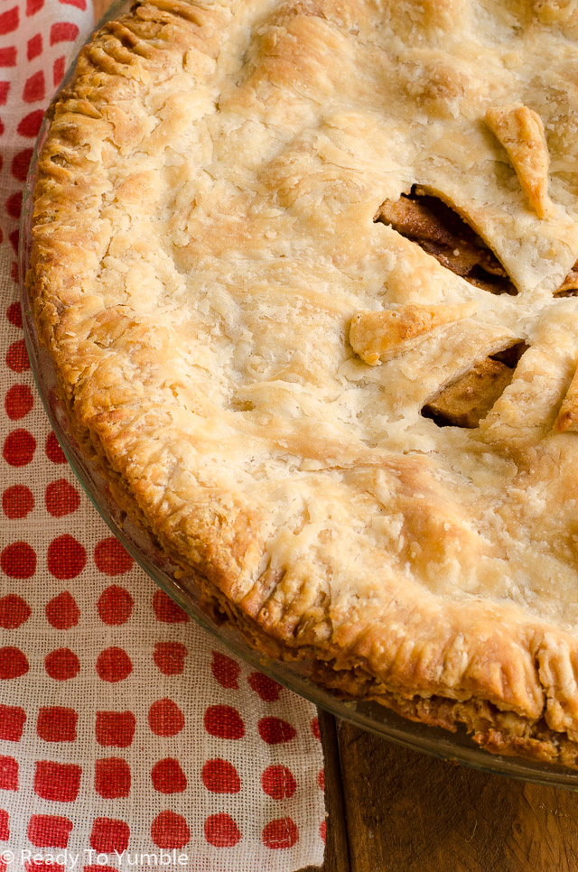 We're sharing a tutorial to make the easiest, flakiest pie crust recipe ever, with pictures and a video to help you master the technique to get it done! NO chilling, NO blind-baking, NO drama - just perfect pie!