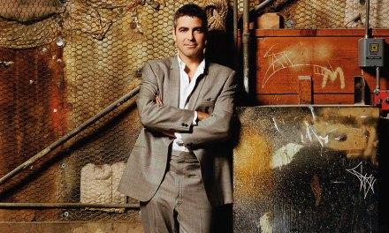George Clooney Admits Spying on Sudan