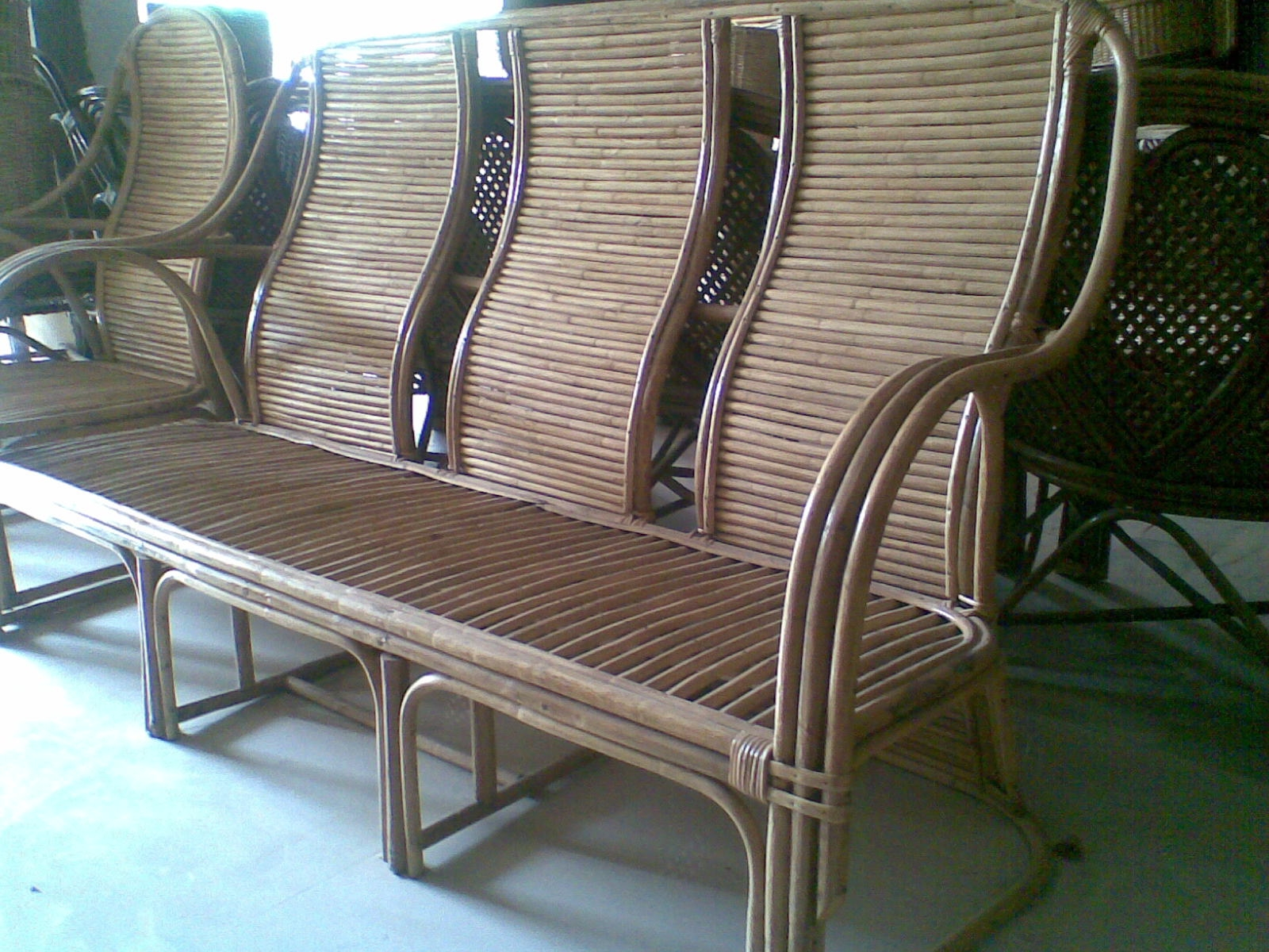 Sofa Set Olx Chandigarh Cane Sofa Set Center Tipoy Cane Swings Dining Table