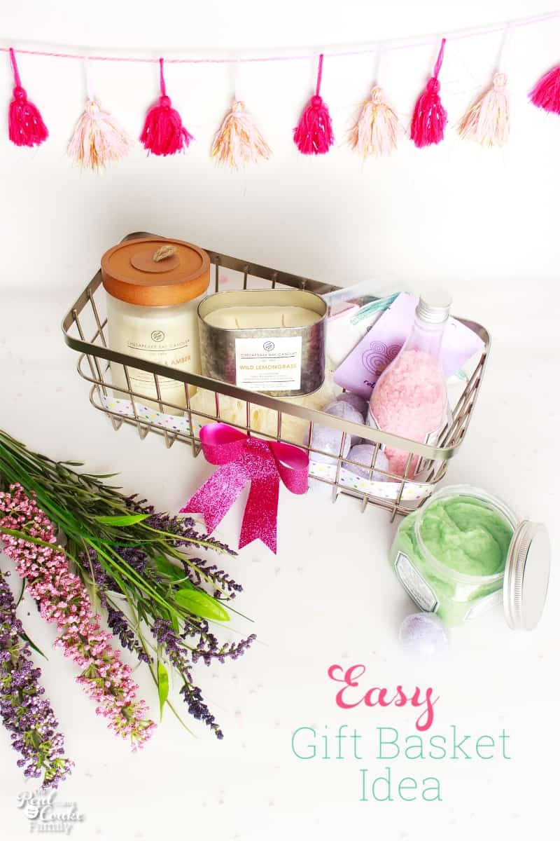 Awesome Diy Mother's Day Gifts Easy And Beautiful Diy Mother S Day Gift Basket Idea