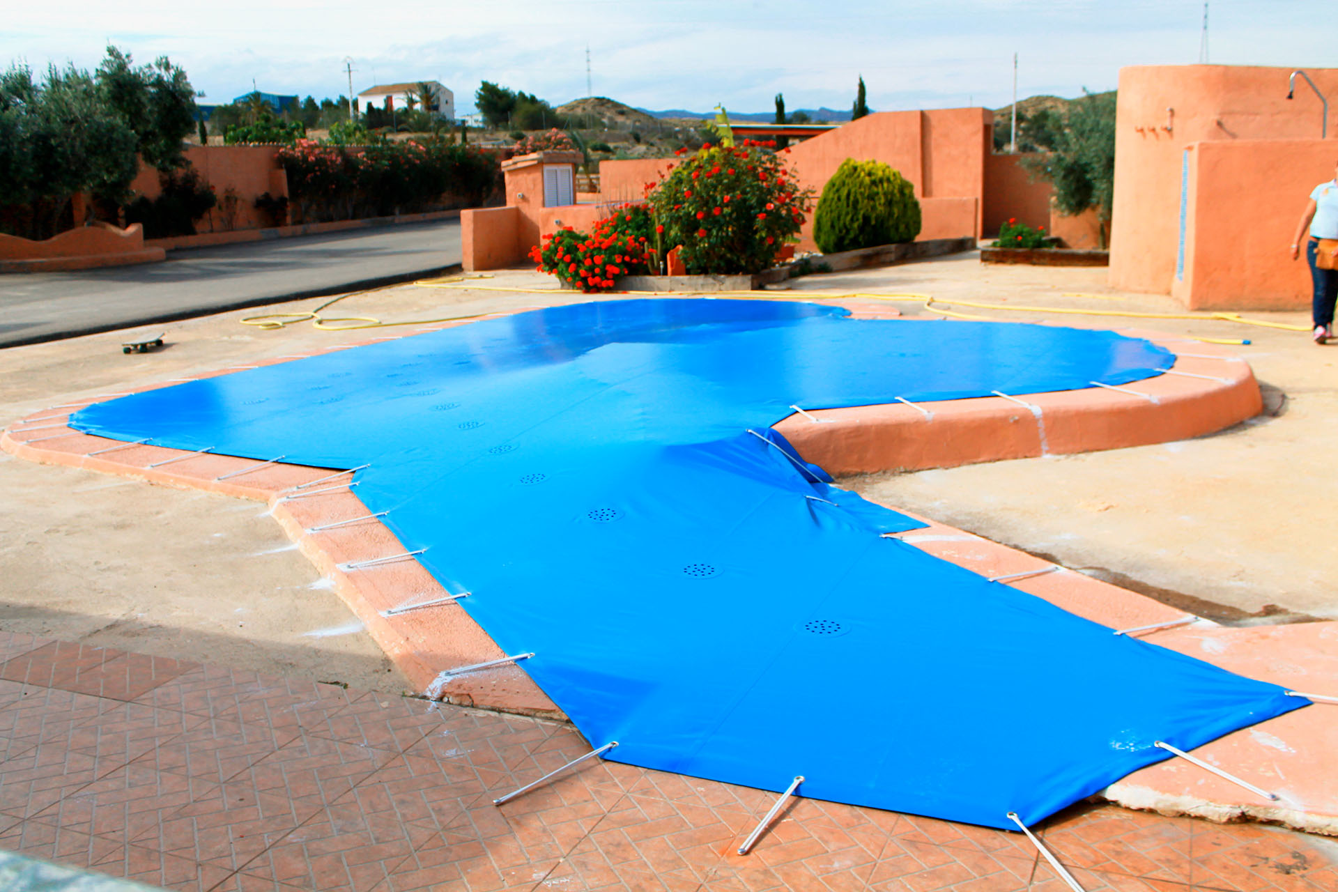 Cobertor Solar Piscina Real Covers Pool Covers Invernal Protection Swimming Pool