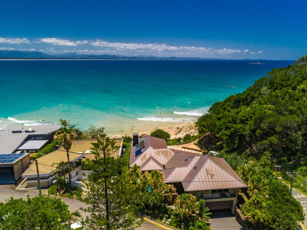 Amazing Byron Bay Beach House Fetches 12m As Buyers Search For A Sea Change Amid Corona Crisis Realestate Com Au