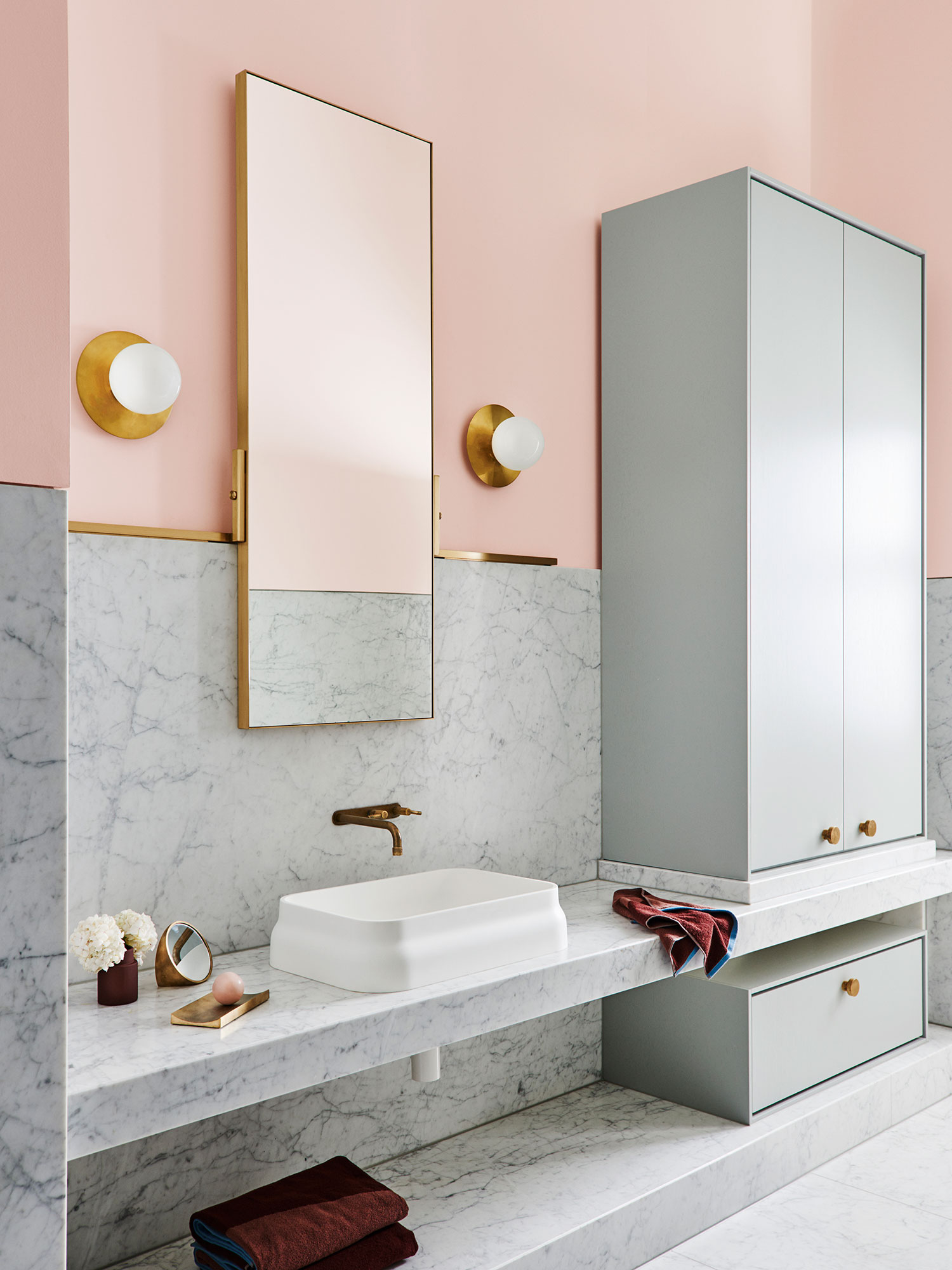 Bathroom Colour Ideas Realestate Com Au