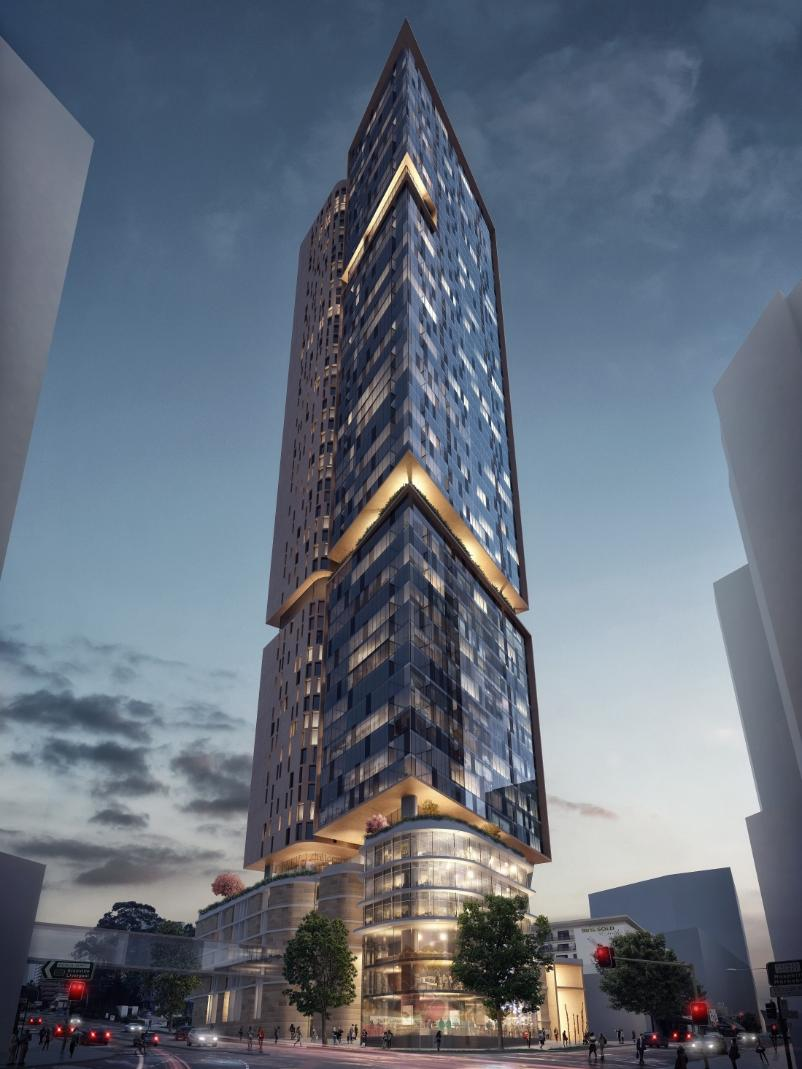 Child Care Centres Parramatta Dyldam Set To Build 62 Storey Tower In Parramatta Realestate Au