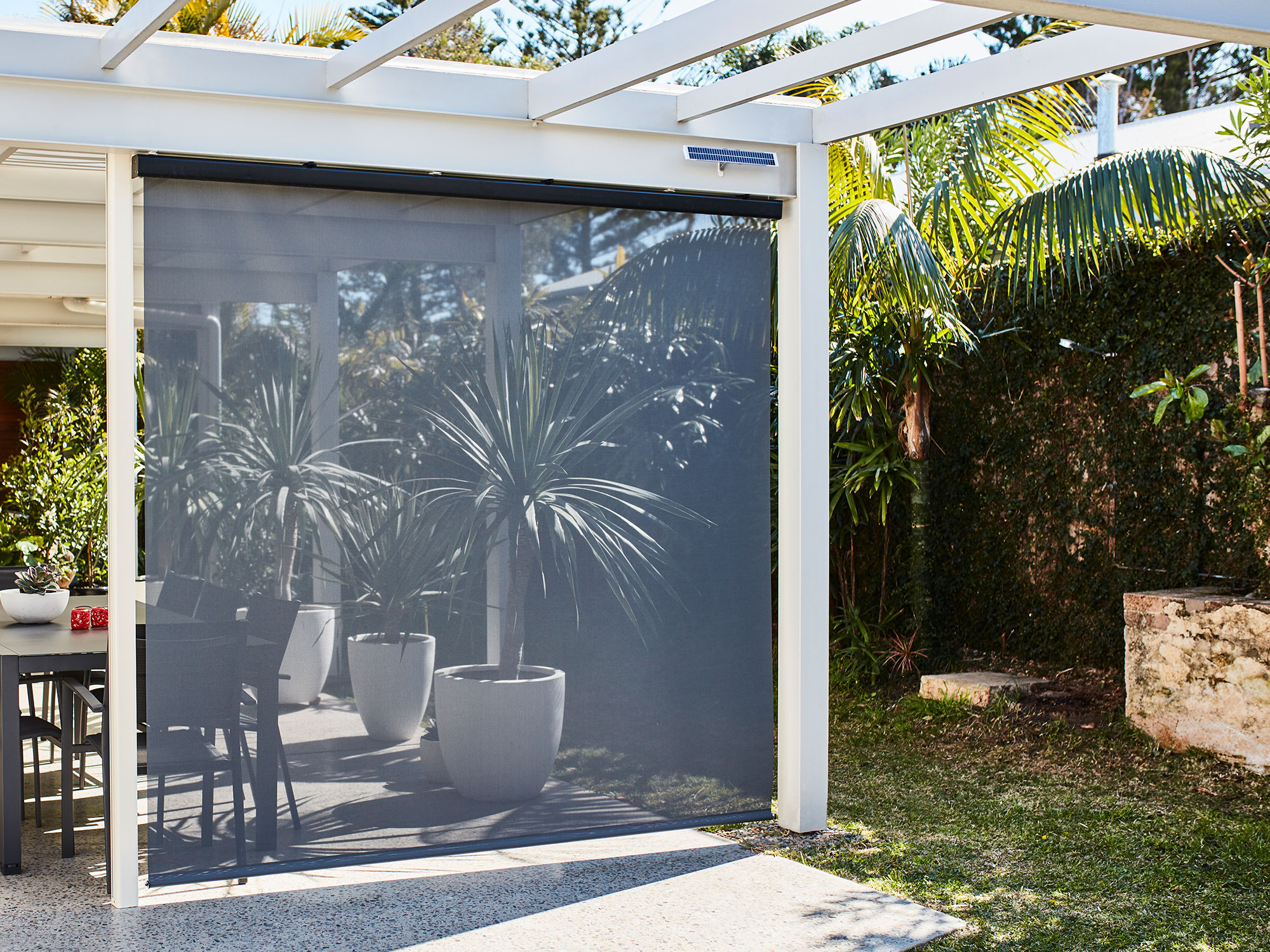 Outdoor Blinds Bunnings 5 Simple Hacks To Get The Garden You Want Overnight