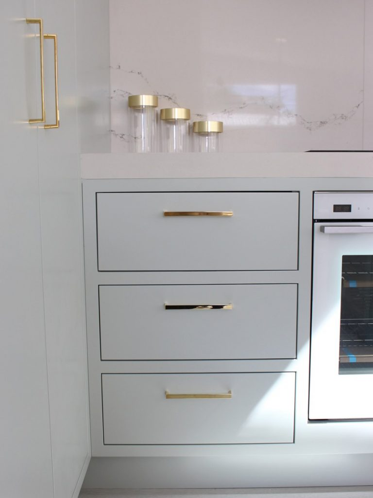 Kitchen Handles Brand New Gold Kitchen Handles Hb59 Roccommunity