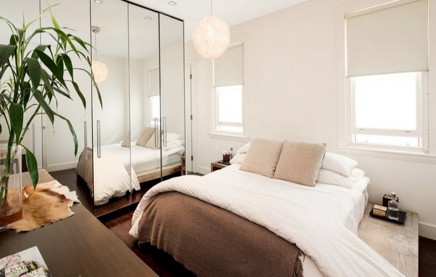 Big W Bed 7 Ways To Make A Small Bedroom Look Bigger Realestate Au