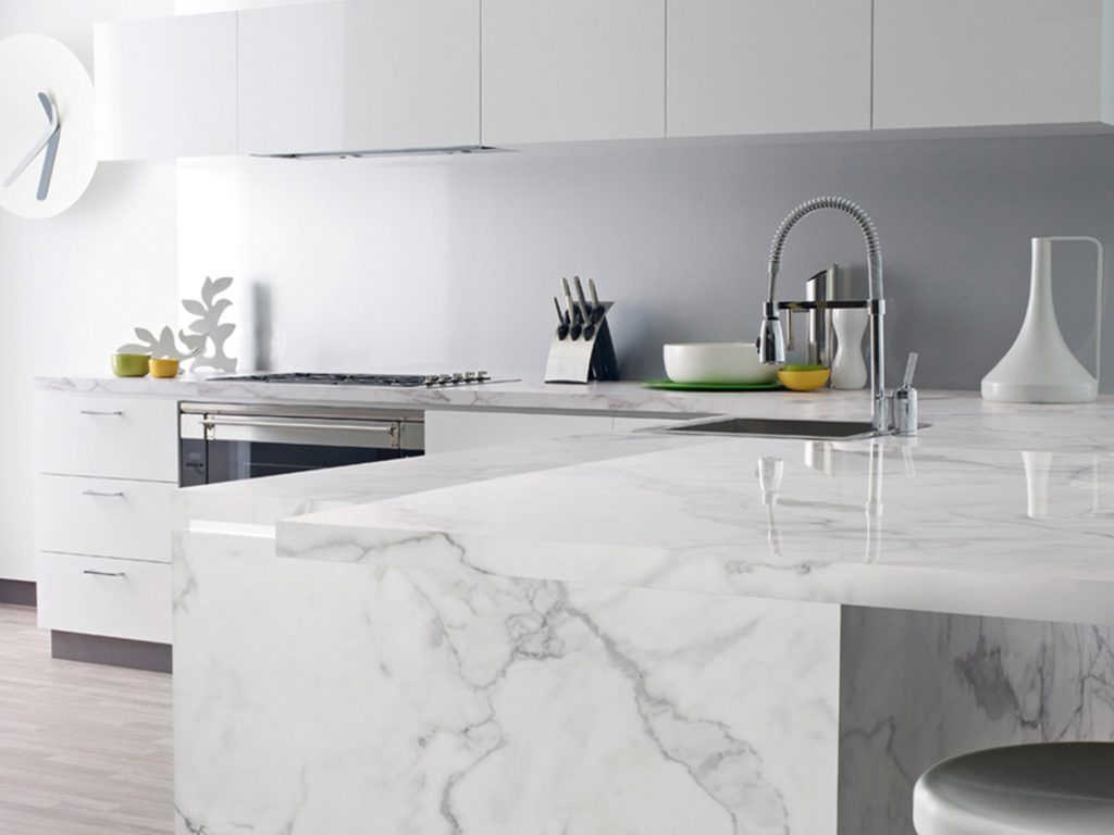 Ikea Stone Benchtops How To Make A Kitchen Feel High End Realestate Au