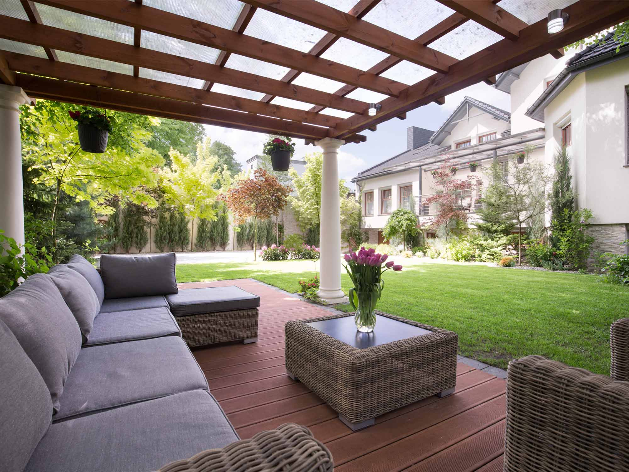 Définition Terrasse Outdoor Area Ideas With Pergola Designs Realestate Au
