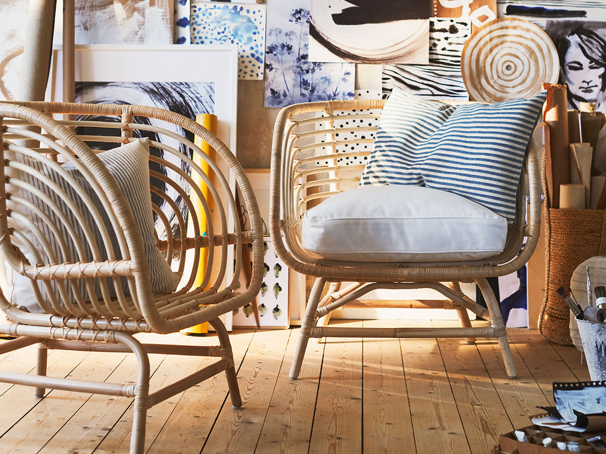 Rattan Ikea Ikea S New Drop Includes The Chair Of Our Dreams