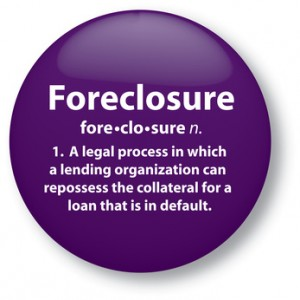 Definition of Foreclosure | Real Estates EZ Investing