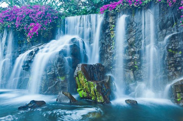 3d Live Waterfall Wallpapers Guided Kayak Waterfall Tour Kamokila Village Kauai
