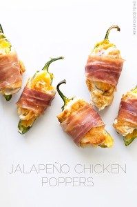 Jalapeno Chicken Poppers with Real Food by Dad