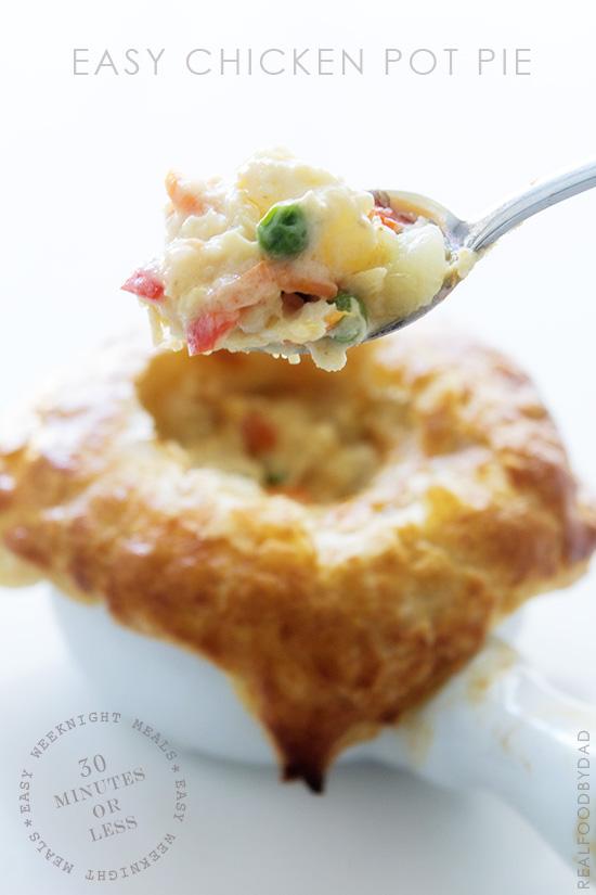 Easy Chicken Pot Pie Recipe — Dishmaps