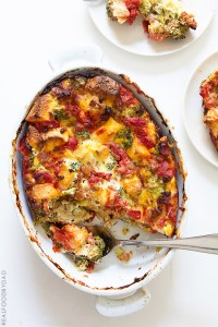 Sausage Breakfast Casserole with Real Food by Dad