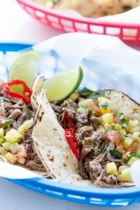 Spicy Hawaiin Carnita Tacos | Real Food by Dad