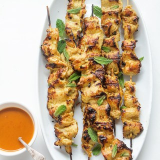 Easy Chicken Satay
