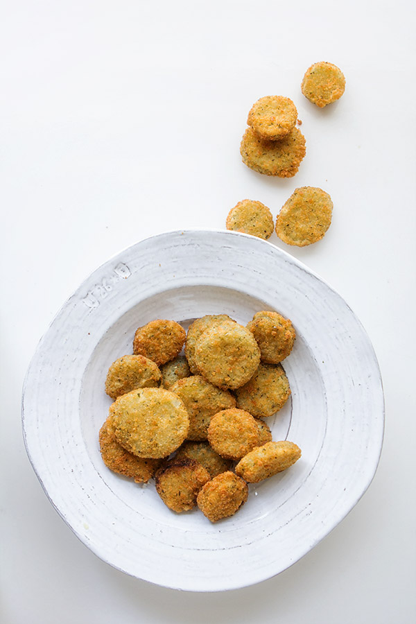 Fried Zucchini via Real Food by Dad