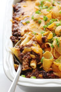 Baked Ziti Chili from Real Food by Dad