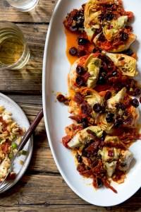 Mediterranean Chicken Packet via Real Food by Dad