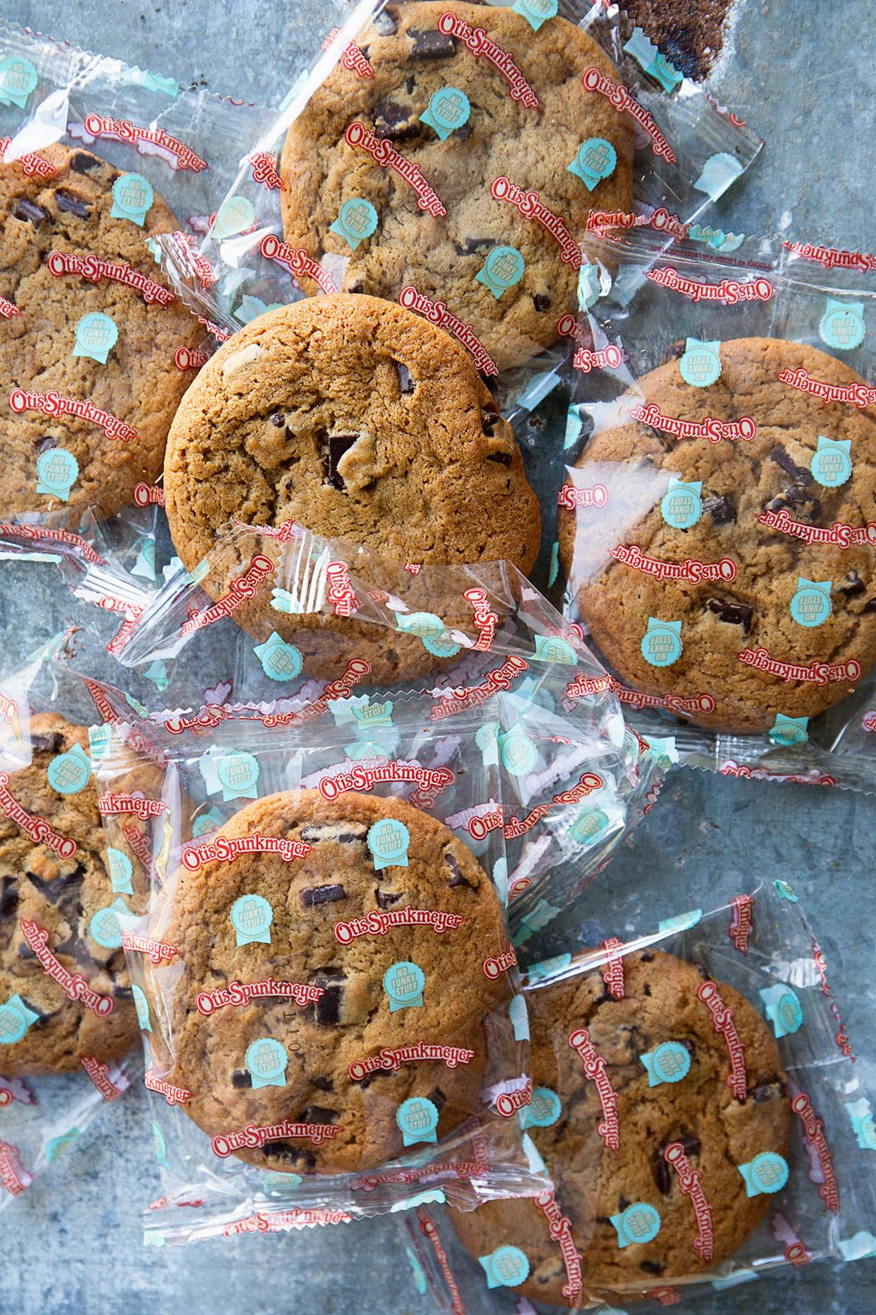 Otis Spumkmeyer Chocolate Chunk Cookies | Real Food by Dad
