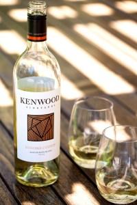 Kenwood Sauvignon Blanc - Real Food by Dad