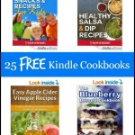 25 free kindle cookbooks