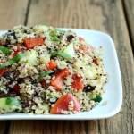 mediterranean quinoa salad 300