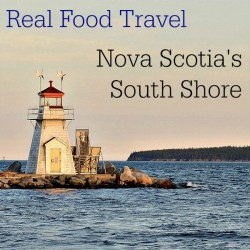 Real Food Travel Nova Scotia South Shore 600