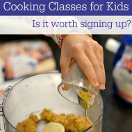 Benefits of Cooking Classes for Kids