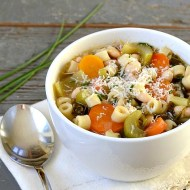 Tuscan Soup and Cooking's Cool