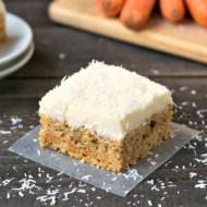 Gluten Free Carrot Cake #SundaySupper