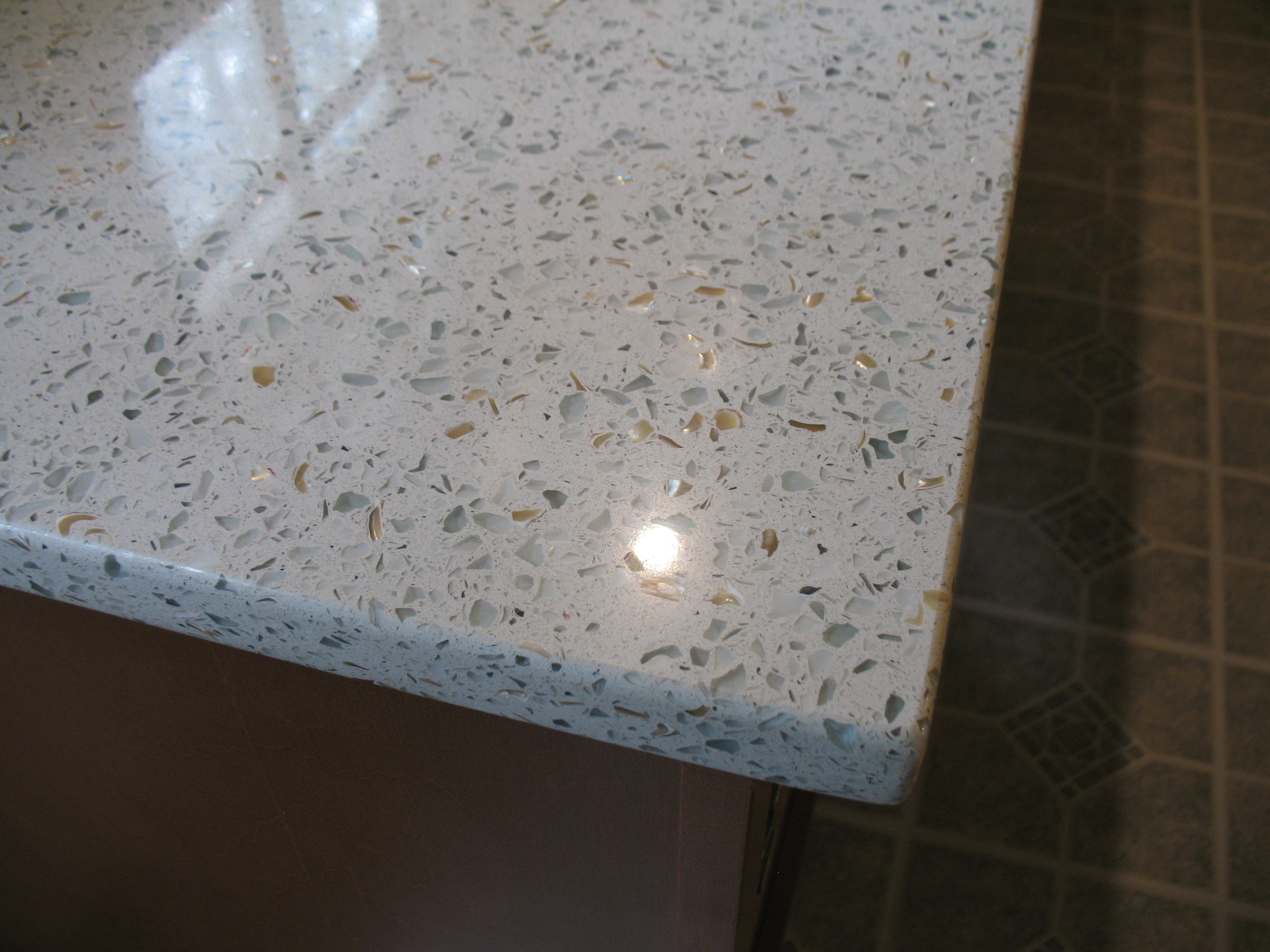 Curava Recycled Glass Countertops My Exile Has Ended Real Food Roads