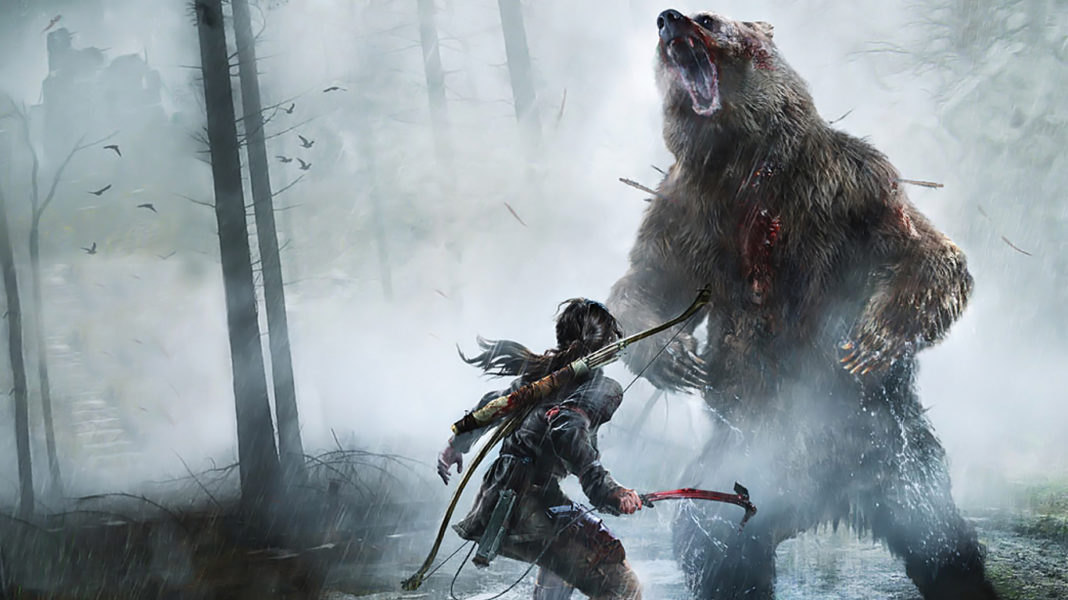 Image result for Rise of the Tomb Raider: 20 Year Celebration