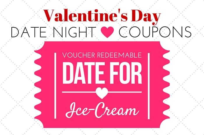 Valentine\u0027s Date Night Idea Printable Coupons ⋆ Real Housemoms